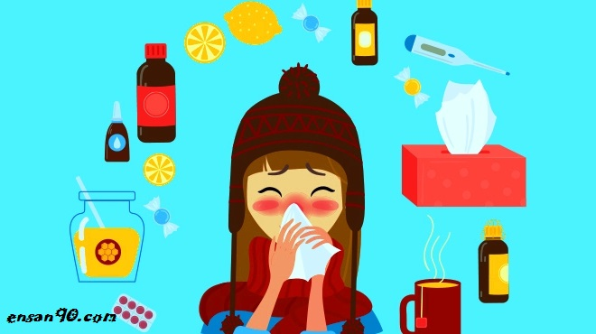 مرض الانفلونزا سببه