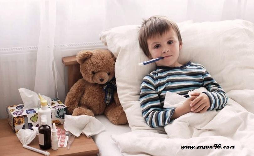 انفلونزا الاطفال – الاسباب والاعراض واللقاح